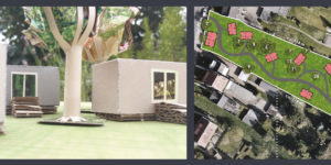 So könnte das zukünftige Tiny House Projekt aussehen